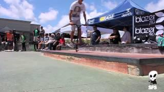 Campeonato de España de Patinetes Freestyle Scooter