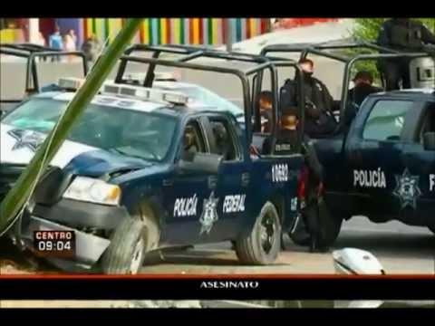 Se registra ola de violencia en Matamoros, Tamaulipas