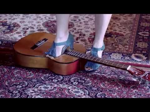 High Heels Crush Guitar