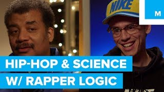 Neil deGrasse Tyson and rapper Logic discuss race