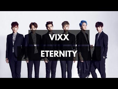 VIXX - Eternity Lyrics