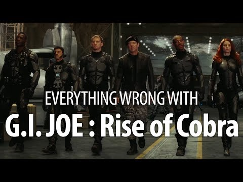 Everything Wrong With G.I. Joe: The Rise of Cobra in 18 Minutes or Less