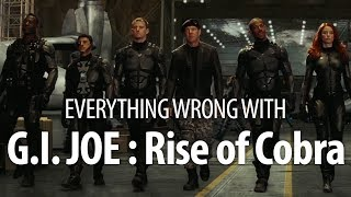 Download Everything Wrong With G.I. Joe: The Rise of Cobra in 18 Minutes or Less Mp3 and Videos