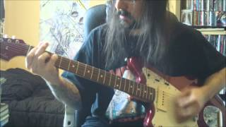 BUSH - Glycerine - guitar cover - Full HD