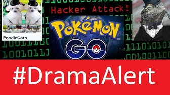 Hackers Plan Major ATTACK on Pokemon Go #DramaAlert Interview with PoodleCorp! #PokemonGo