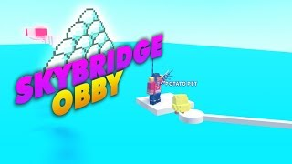 [Roblox] Egg Farm Simulator: SKY BRIDGE OBBY FOR FREE DIAMONDS (UPDATE)