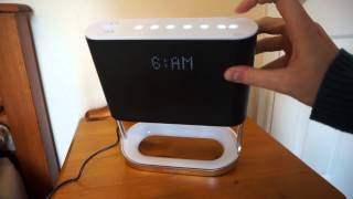Ivation GLOW All-in-One Bedside Lamp Review