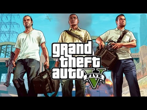 GTA 5 For Android In Hindi| Apk. + Obb | 2.6GB | My Android Support