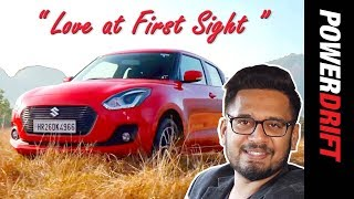 Maruti Suzuki Swift : Love at First Sight? : PowerDrift