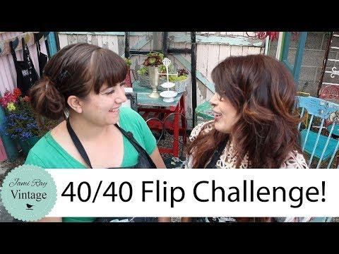 40/40 Flip Challenge With Debi's Design Diary