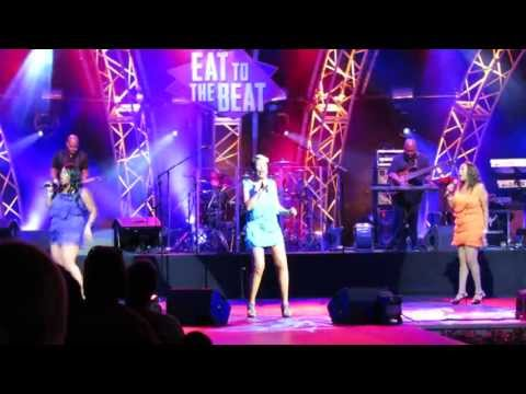 The Pointer Sisters - Automatic - Epcot Food and Wine Festival 2013