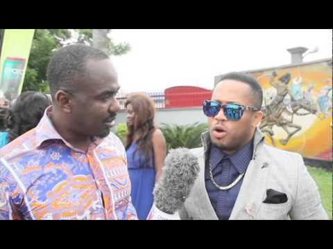 Channelm1 interviews Mike Ezeronye at the City People Award 2014.