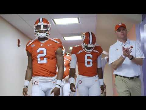 Don't Ring The Bell || Clemson Tigers Hype Video