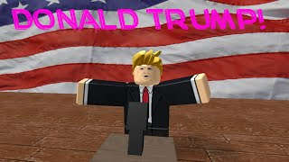 ROBLOX - Donald Trump (PARODY MUSIC VIDEO)