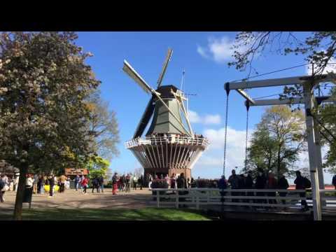 Keukenhof & Rotterdam, The Netherlands - May 3, 2016