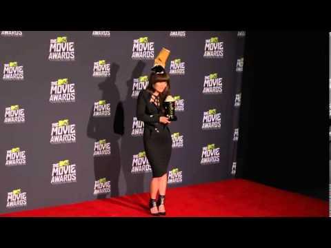 Hana Mae Lee MTV Movie Awards Press Room
