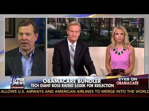 GAI President Peter Schweizer talks 'Extortion' on Fox and Friends