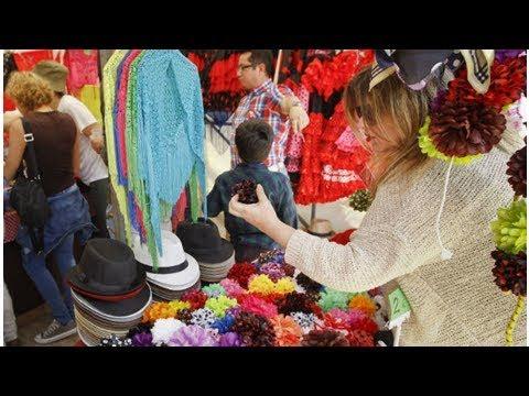 Vuelve la Feria andaluza al cauce del r�o