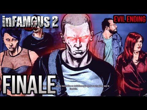 inFAMOUS 2 - Finale (Evil Karma Ending)