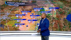 SA Weather report | Saturday, 18 April 2020 | #SABCWeather