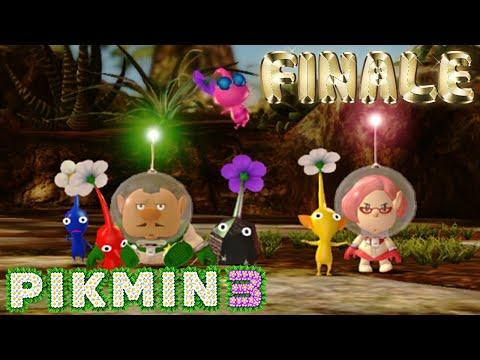 Let's Play Pikmin 3 Finale: Chi ha l'oro fa le regole