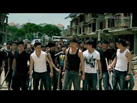 Phim Võ Thuật Hồng Kông   Anh Hùng Du Côn Thuyết Minh   Black And White