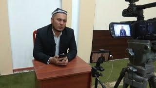 28 11 2019 Jonli Efir Sohibjon Qori Ahmedov