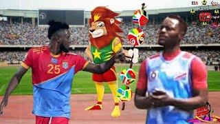 CHAN 2021 REACTIONS YA BA JOUEURS ET AMBIANCE APRES NIGER vs RDC