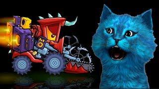 МАШИНА ЕСТ МАШИНУ 3 #2 Хищные машины / Car Eats Car / игра как мультик детский летсплей КОТЁНОК ЛАЙК