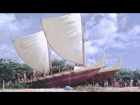Worldwide Voyage | History of Hōkūleʻa and Polynesian Voyaging