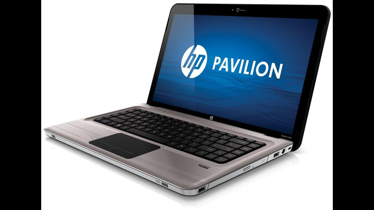 HP Pavilion dv6t-4000 Notebook Intel Wireless 64 Bit