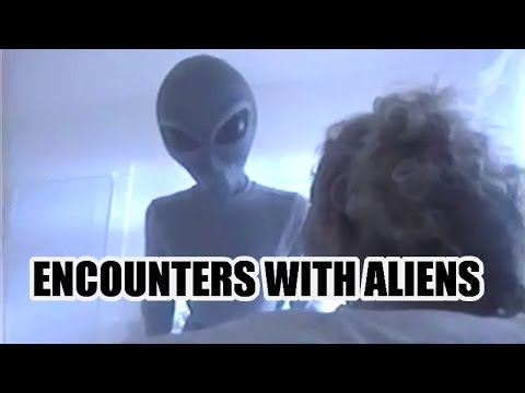 Encounters With Aliens