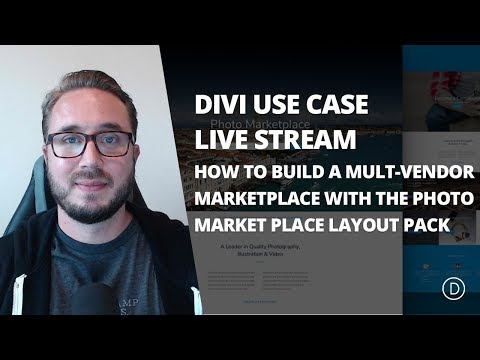 How to Build a Multi-Vendor Marketplace using the Photo Marketplace Layout Pack