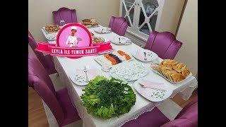 Beş Çayı Masamız - Gün Masası
