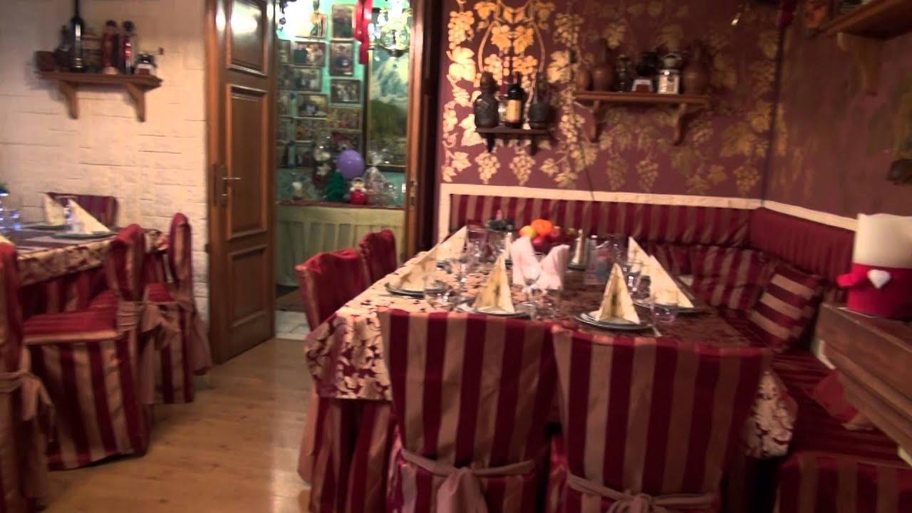 Restaurant Pirosmani Karlovy Vary Youtube
