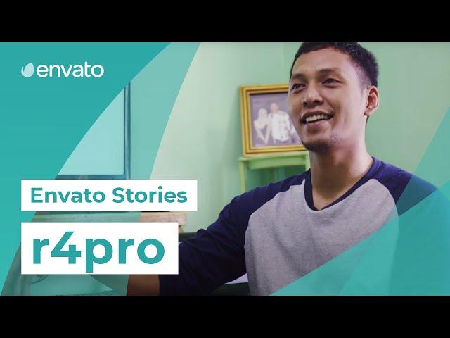 Envato Stories - Rizki Ratria (r4pro)