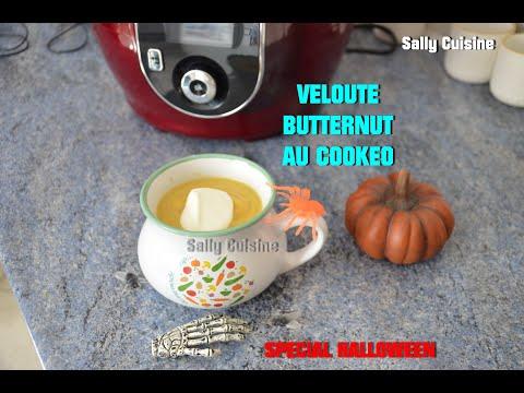 veloute-de-butternut-au-cookeo-spÉcial-halloween- -sally-cuisine-{episode-27}
