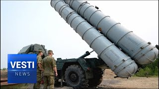 Russia's Retaliation: S-300 Delivery Will Go Through After All, Syrian Airspace Will Be Locked Down