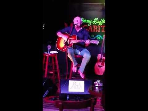 Jimmy Buffett Surprise Concert Live in Key West - 12/16/17 Boat Drinks