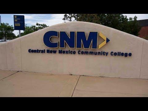 Exploring CNM Campus (College In Albuquerque, NM)