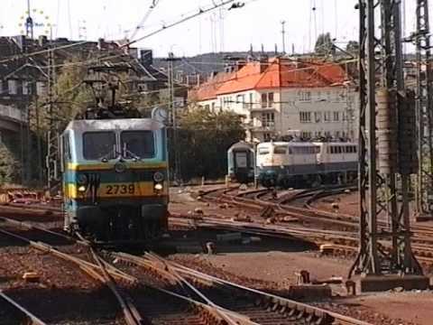 Euro Rails 75 - Aachen Hbf voor de komst van de Thalys