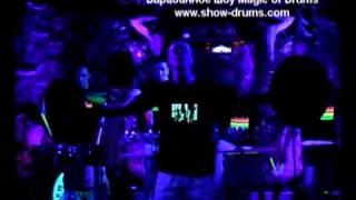 Шоу барабанщиков Magic of Drums
