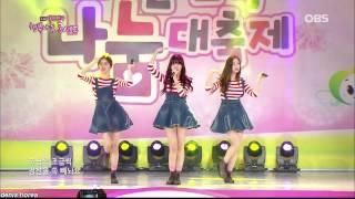 Video ORANGE CARAMEL - My Copycat - LIVE 141102 OBS Korea Happiness Sharing Concert download MP3, 3GP, MP4, WEBM, AVI, FLV Agustus 2018