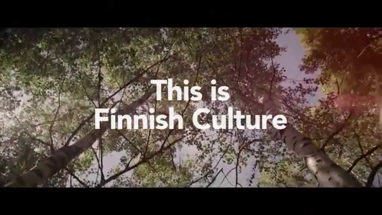 Finnish Culture - YouTube