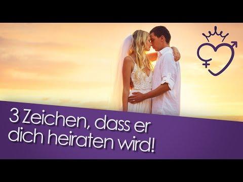 3 Zeichen dass er dich irgendwann heiraten wird | Darius Kamadeva