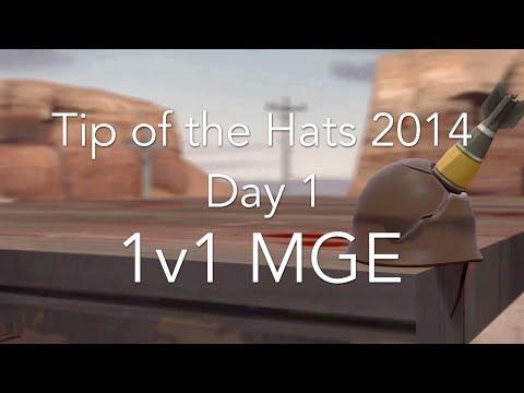 TotH 2014 - Day 1 | 1v1 MGE Tourney