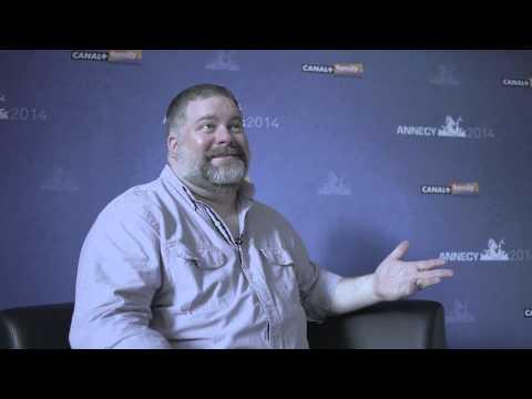 Annecy 2014 - Interview Dean DeBlois - Dreamworks Animation