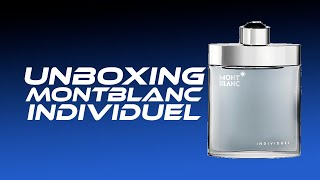 Montblanc Individuel Unboxing