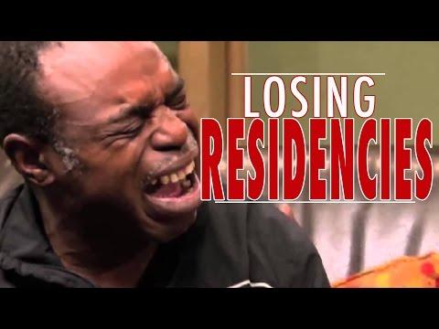 Losing Residencies
