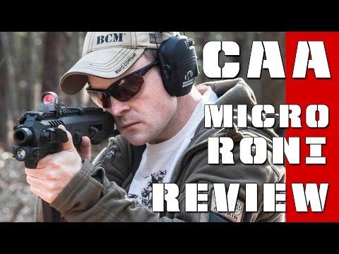 CAA Micro Roni - The Ultimate Glock Upgrade?